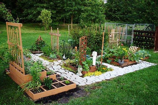 Certified Illinois Herb Garden